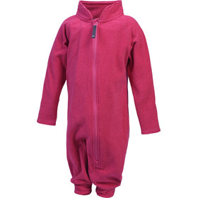 Color Kids Tudi Fleece Suit Kids Camellia Rose